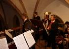 auf dem Chor