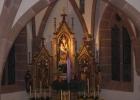 Altar der Kirche St. Leonhard