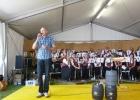 MV Ebersbach: Erster Vorstand Theo Hepp